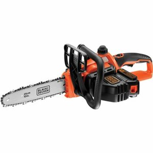 Black+Decker Akku-Kettensäge GKC1825L20 18 V 2,0 Ah 25 cm Schwertlänge