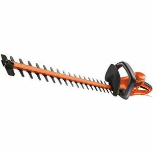 Black+Decker Elektro-Heckenschere GT6030 650 W 60 cm Schwertlänge