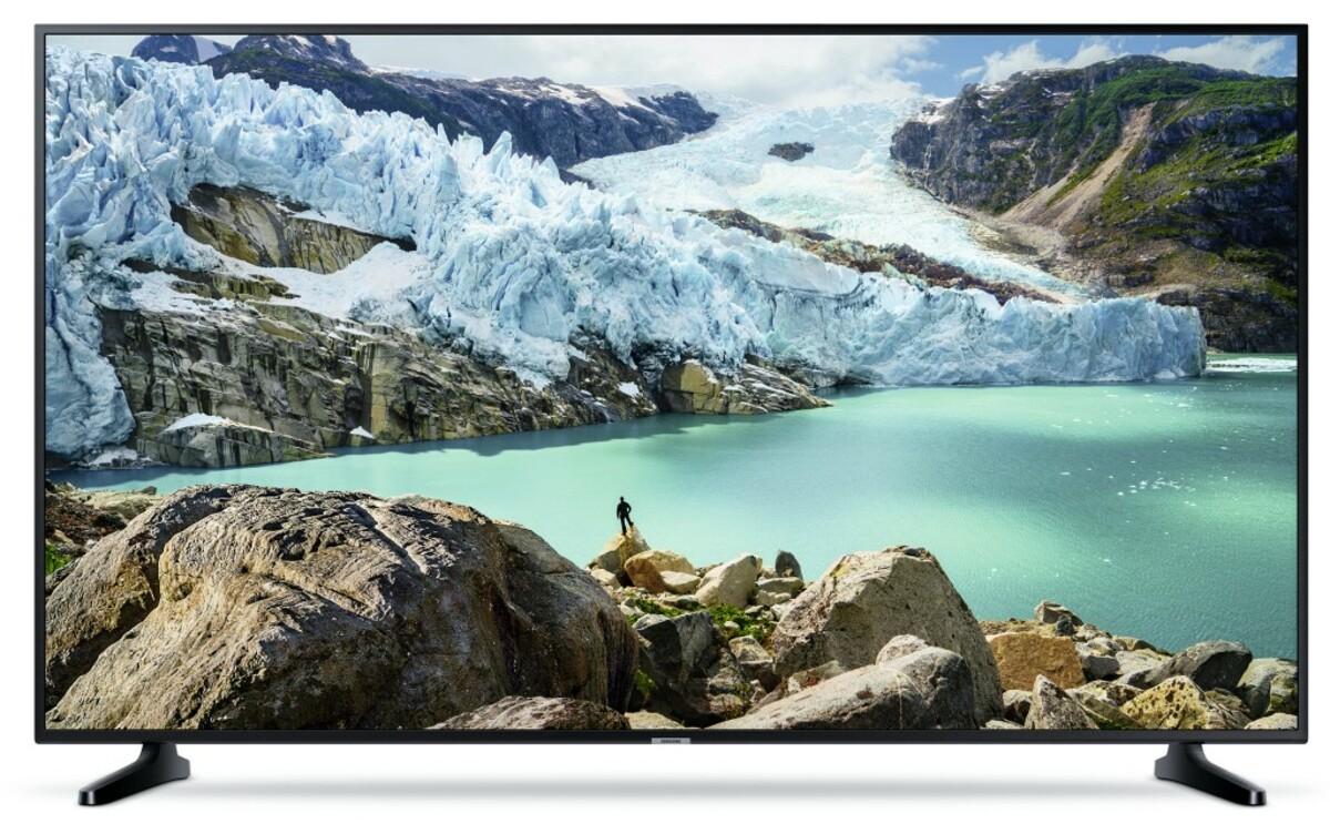 Bild 1 von Samsung 4K Ultra HD LED 138 cm (55 Zoll) 55RU7099 Smart TV, Triple Tuner, HDR10+