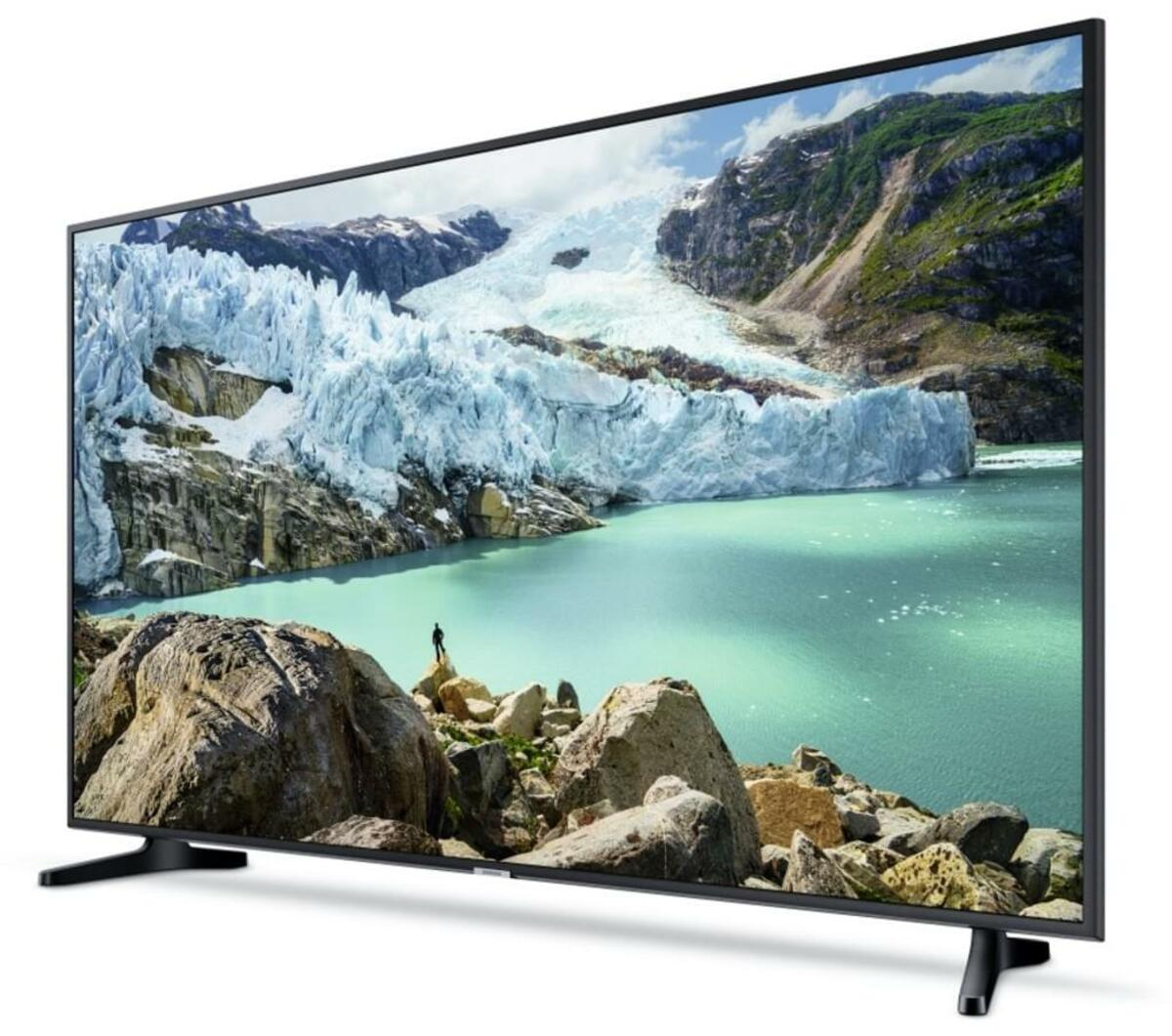 Bild 2 von Samsung 4K Ultra HD LED 138 cm (55 Zoll) 55RU7099 Smart TV, Triple Tuner, HDR10+