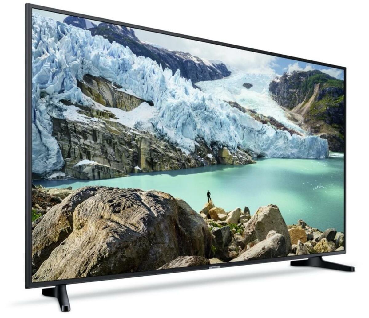 Bild 3 von Samsung 4K Ultra HD LED 138 cm (55 Zoll) 55RU7099 Smart TV, Triple Tuner, HDR10+
