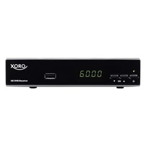 XORO Digitaler HD Kabel-Receiver HRK7656, USB, Farbe: Schwarz
