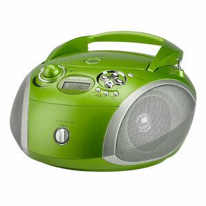 Grundig Radio Stereo CD GBR 2000, Farbe: Grün