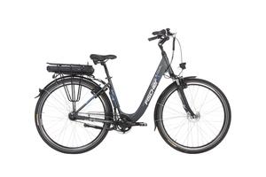 Fischer City-E-Fahrrad ECU 1401, 28 Zoll, anthrazit matt