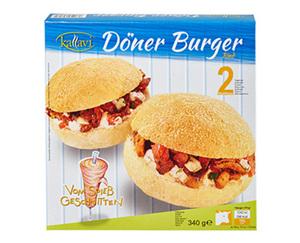 Döner Burger 2 Stück