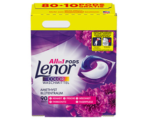 Lenor Waschmittel, All-in-1 PODS