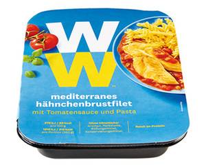 weight watchers Fertiggerichte