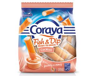 Coraya®  Fish & Dip