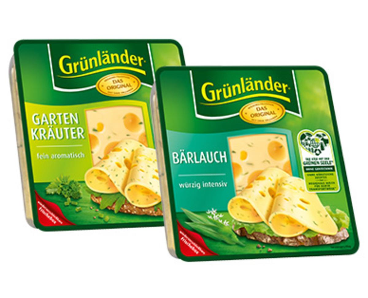 Bild 3 von Grünländer®  Käsescheiben