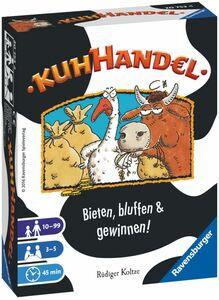 Ravensburger Kartenspiele - Kuhhandel