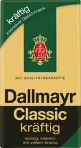 Dallmayr Classic kräftig 500g