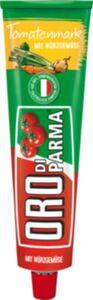 Oro di Parma Tomatenmark mit Würzgemüse 200g