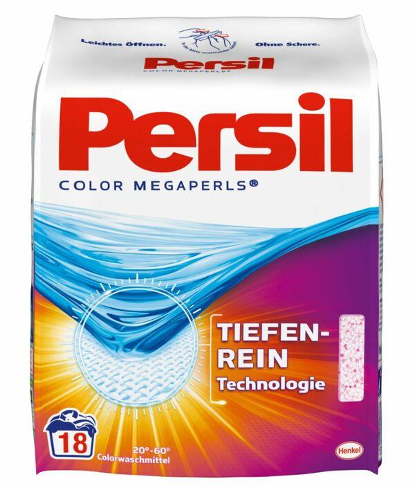 Persil Megaperls Colorwaschmittel 18 Waschladungen