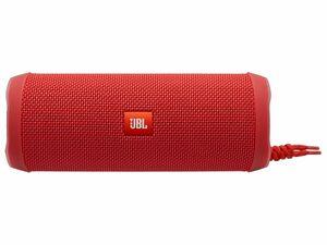 JBL FLIP 4 tragbarer Bluetooth-Lautsprecher rot