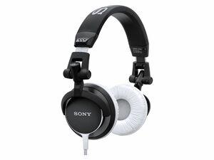 SONY MDR-V55 Over-Ear Kopfhörer schwarz