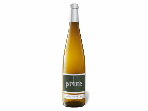 Gewürztraminer Alto Adige DOC trocken, Weißwein 2018