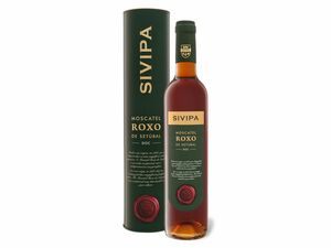 Sivipa Moscatel Roxo Setúbal DOC süß, Muscatwein