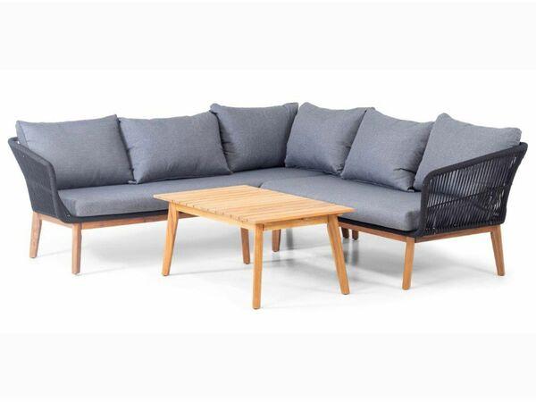 Homexperts Garten-Lounge-Set COMFY 01
