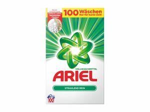 Ariel Pulver/Gel 100 Wäschen