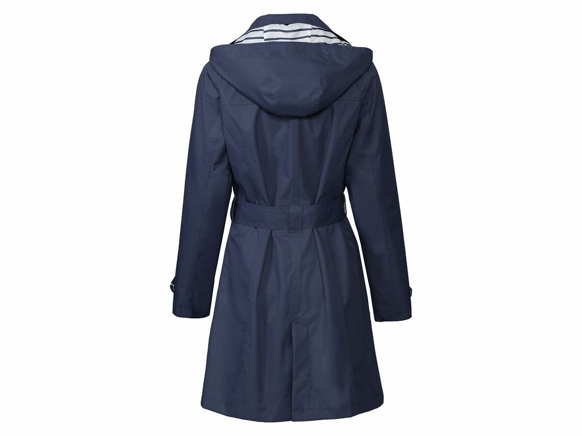 Bild 3 von ESMARA® Damen Regentrenchcoat/-mantel