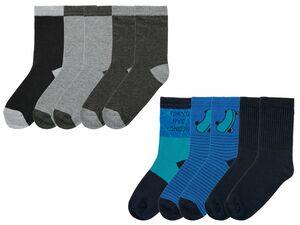PEPPERTS® 5 Paar Jungen Socken