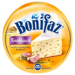 Bonifaz Knoblauch Käse