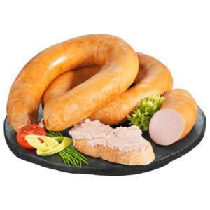 Leberwurst im Ring