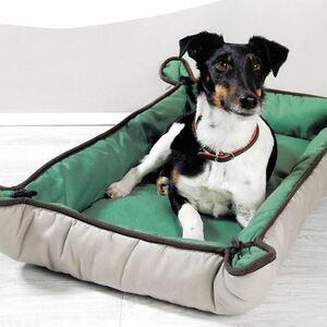 Faltbarer Hundekorb 2in1 100x65cm