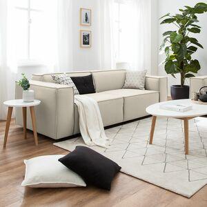 home24 Sofa Kinx (2,5-Sitzer) Webstoff