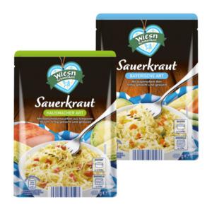 WIESN SCHMANKERL     Sauerkraut