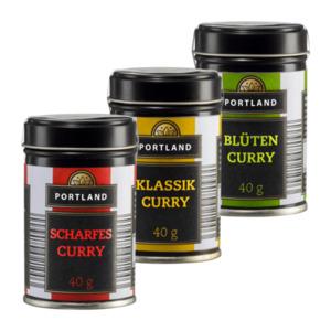 PORTLAND     Currygewürz