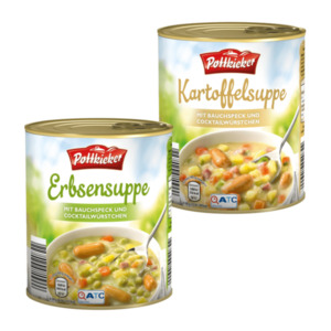 POTTKIEKER 	   Suppe