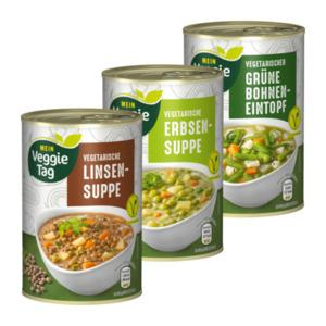 MEIN VEGGIE TAG     Vegetarische Suppe