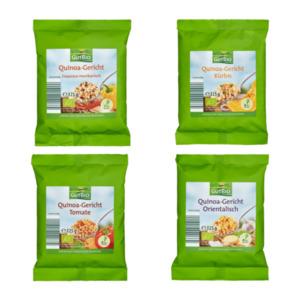 Gut Bio     Bio-Quinoa-Gericht