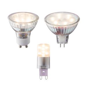 LIGHTZONE     LED-Leuchtmittel / -Stiftsockel