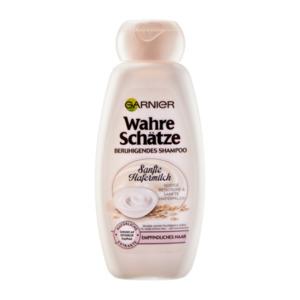 Wahre Schätze Sanfte Hafermilch Shampoo