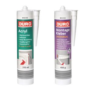 DURO     Acryl / Montage-Kleber