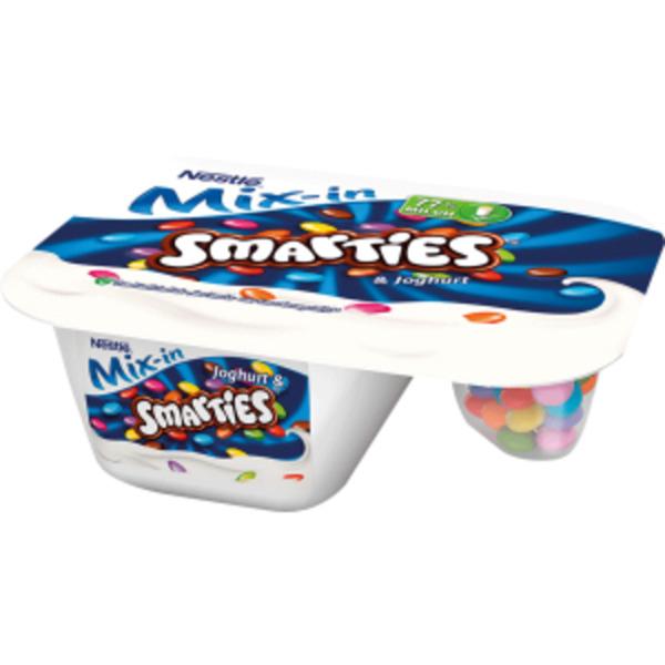 Nestlé Joghurt & Smarties