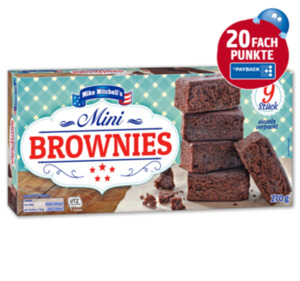 MIKE MITCHELL'S Mini Brownies