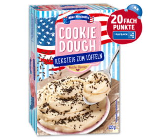 MIKE MITCHELL'S Cookie Dough