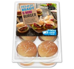 PENNY READY Mini Burger
