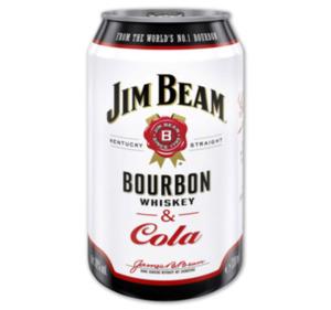 JIM BEAM Whiskey-Dosen