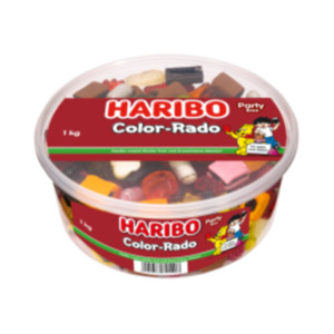 Haribo Lakritz oder Fruchtgummi