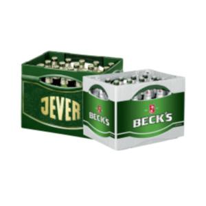 Beck's oder Jever