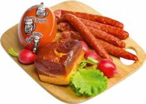 Schleizer Fleisch- und Wurstwaren Dreier-Wurstpaket
