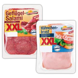 Gut Langenhof Geflügel-Salami / Hähnchenbrust XXL