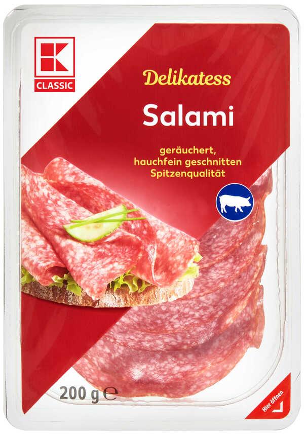 K Classic Salami