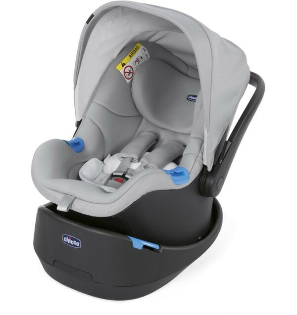 Chicco Babyschale Oasys Up Pearl