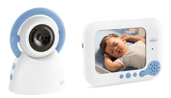 Chicco Video Baby Monitor Top Deluxe