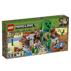 LEGO Minecraft 21155 Die Creeper Mine
